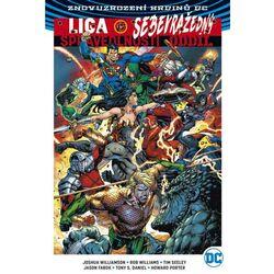 Liga Spravedlnosti vs.  Sebevražedný oddíl 1 (Znovuzrození hrdinů DC)