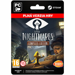 Little Nightmares (Complete Edition)[Steam]