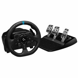 Logitech G923 Racing Wheel and Pedals for PS4 and PC - OPENBOX (Rozbalený tovar s plnou zárukou) na supergamer.cz