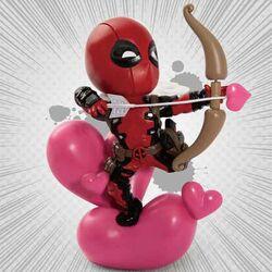 Marvel Comics Mini Egg Attack-Deadpool Cupid 10 cm