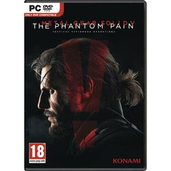Metal Gear Solid 5: The Phantom Pain na supergamer.cz