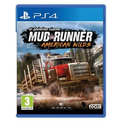 MudRunner: a Spintires Game (American Wilds Edition) na supergamer.cz