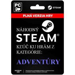 Náhodný Steam klíč na dobrodružně hry[Steam]