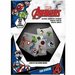 Nálepky Marvel Avengers Heroes
