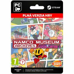Namco Museum Archives Vol. 1 [Steam]
