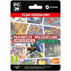 Namco Museum Archives Vol. 2 [Steam]
