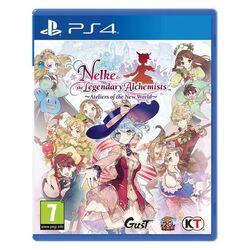Nelka \u0026 the Legendary Alchemists: Ateliers of the New World