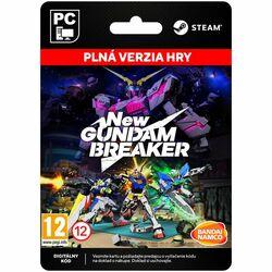 New Gundam Breaker [Steam]