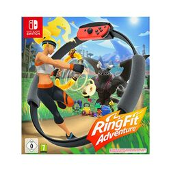Nintendo Switch Ring Fit Adventure na supergamer.cz