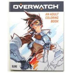 Overwatch Coloring Book na supergamer.cz