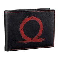 Peněženka God of War Serpent Logo (Kožená)