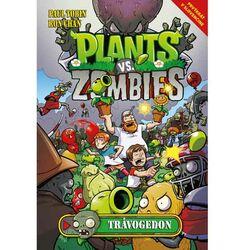 Plants vs.  Zombies-Trávogedon