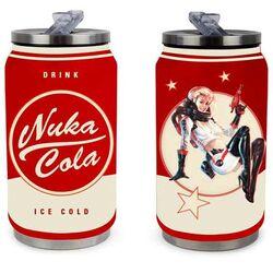 Plechovka Fallout Nuka Cola Termoska