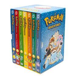 Pokemon Adventures Box Set 1-7