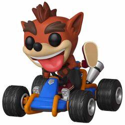 POP! Crash Bandicoot (Crash Team Racing) 15 cm