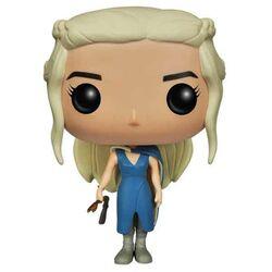 POP! Daenerys Targaryen Daenerys in Blue Gown (Game of Thrones)