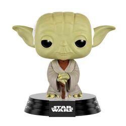 POP!  Dagobah Yoda (Star Wars)