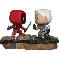 POP!  Deadpool vs.  Cable (Deadpool) Bobble-Head (2-Pack)