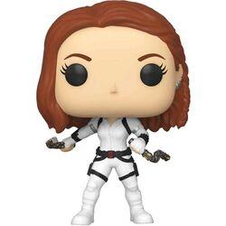 POP! Marvel: Black Widow White Suit (Black Widow)