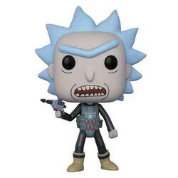 POP!  Prison Escape Rick (Rick and Morty)