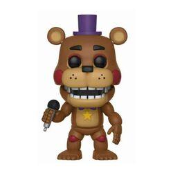POP!  Rockstar Freddy (Five Nights at Freddy 's Pizza Simulator)