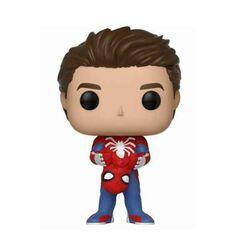 POP! Unmasked Spider-Man (Spider-Man Games)