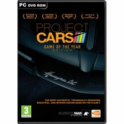 Project CARS (Game of the Year Edition) na supergamer.cz