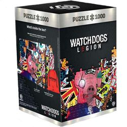 Puzzle Watch Dogs Legion: Pig Mask (Good Loot) na supergamer.cz