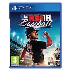 RBI 18 Baseball