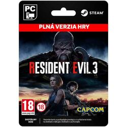 Resident Evil 3[Steam] na supergamer.cz