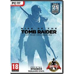 Rise of the Tomb Raider (20 Year Celebration Artbook Edition) na supergamer.cz