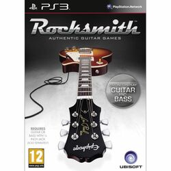 Rocksmith: Anyone Can Play Guitar and Bass na supergamer.cz