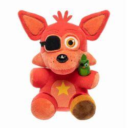 Rockstar Foxy Plyš (Five Nights at Freddy 's Pizza Simulator) 15 cm