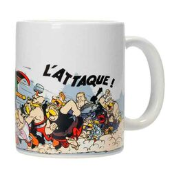 Šálka Asterix Characters