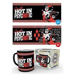 Šálka DC Comics - Harley Quinn Psychotic Heat Change