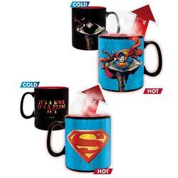 Šálek DC Comics Superman Heat Change