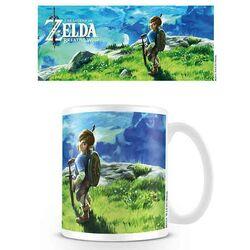 Šálek Legend of Zelda Breath of the Wild-View