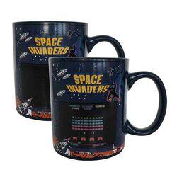 Šálek Space Invaders Heat Change