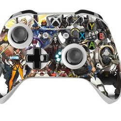 Skin na Xbox One Controller s motivem hry Overwatch na supergamer.cz