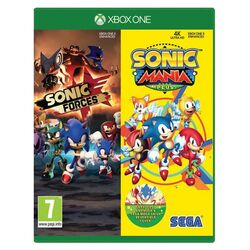 Sonic Mania \u0026 Sonic Forces (Double Pack)