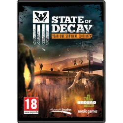 State of Decay (Year-One Survival Edition) na supergamer.cz