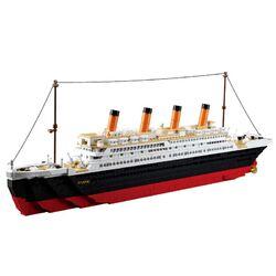 Stavebnice-Titanic velký