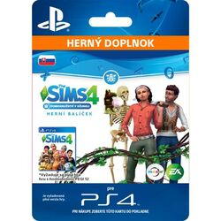 The Sims 4: Dobrodružství v džungli (SK)