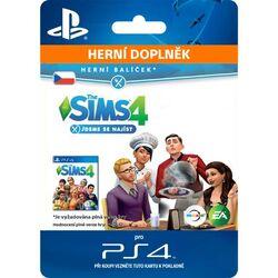 The Sims 4: Jdeme se najíst (CZ)