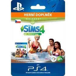 The Sims 4: Perfektní patio (CZ)