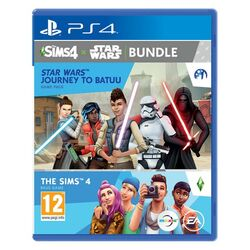 The Sims 4 + The Sims 4 Star Wars: Journey to Batumi na supergamer.cz