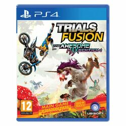 Trials Fusion (The Awesome Max Edition) na supergamer.cz