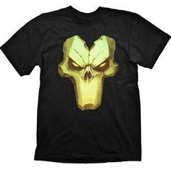 Tričko Darksiders Death Mask XXL