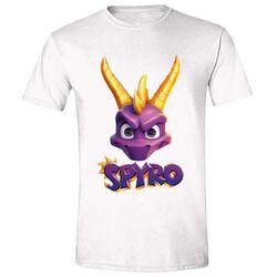 Tričko Spyro Face Logo L