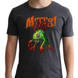 Tričko Warcraft-Murloc XXL